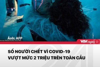 Covid 19 – Thảm họa toàn cầu (Lê Việt Anh, lớp 10A1, năm học 2020 – 2021)