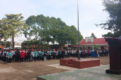 Trường THPT Krông Ana tổ chức hội khỏe Phù Đổng (HS Võ Nguyễn Hồng Hoa, lớp 12A1 năm học 2019-2020)