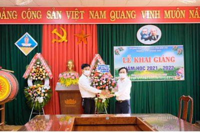 Trường THPT Krông Ana khai giảng năm học 2021 – 2022 theo hình thức trực tuyến