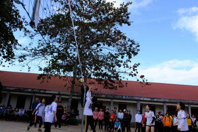 Những hình ảnh đáng nhớ của thầy và trò Trường THPT Krông Ana trong Ngày hội HSSV 05,06/01/2020