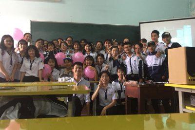 Chúng tôi và thanh xuân của chúng tôi (Võ Hoàng Phương Thảo – 12A4, năm học 2018-2019)